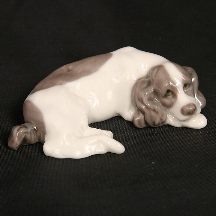 LLADRO MINIATURE COCKER SPANIEL #5310