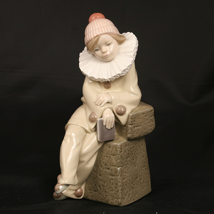LLADRO LITTLE JESTER #5203